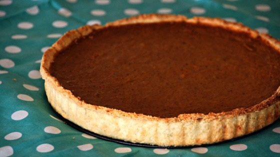 Pumpkin Pie | Bakery Progress...